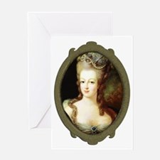 Marie-Antoinette - Greeting Card