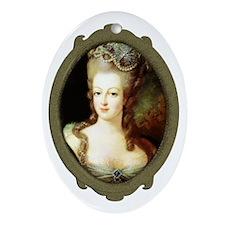 Marie-Antoinette - Oval Ornament