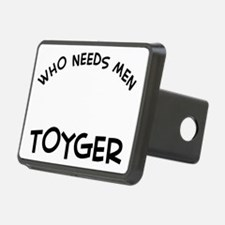 Toyger Cat Designs Hitch Cover