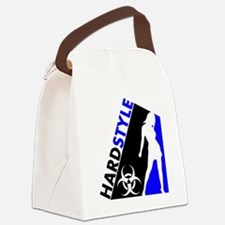 Hardstyle Dancer and Biohazard de Canvas Lunch Bag