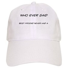 White Duck Designs Baseball Cap