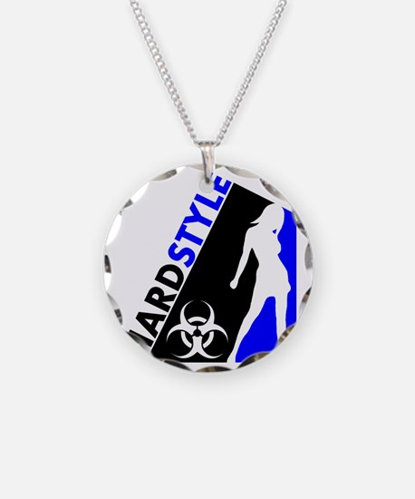Hardstyle Dancer and Biohaza Necklace
