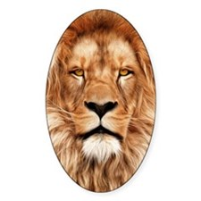 Lion - The King Decal