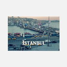Istanbul_11x9_CalendarPrint_Galat Rectangle Magnet
