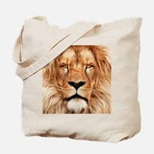 Lion - The King Tote Bag