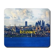 Istanbul_5x3rect_sticker_BlueMosque_Hagi Mousepad