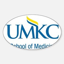 UMKC School of Medicine Apparel  Pr Decal