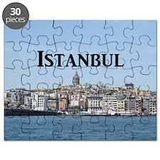 Istanbul_9.5x8_Mousepad_GalataTower Puzzle