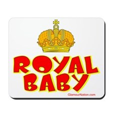 Royal Baby Mousepad