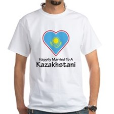 Happily Married Kazakhstan Shirt