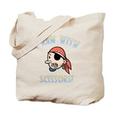 pirate-scizzors2-DKT Tote Bag