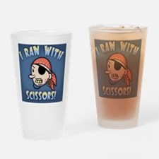 pirate-scizzors2-TIL Drinking Glass