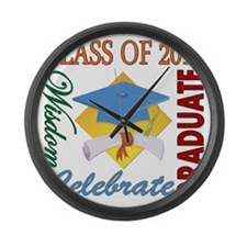 Class of 2013 Large Wall Clock