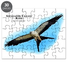 Swallow-Tailed Kite Puzzle