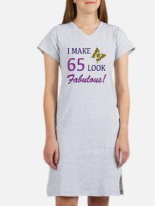 I Make 65 Look Fabulous! Women's Nightshirt