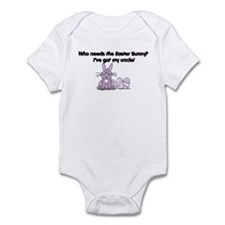 I've Got My Uncle! Infant Bodysuit