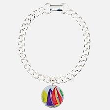 Colorful Regatta Sails Bracelet