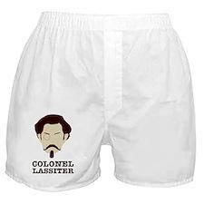 Psych: Colonel Carlton Lassiter - Civ Boxer Shorts