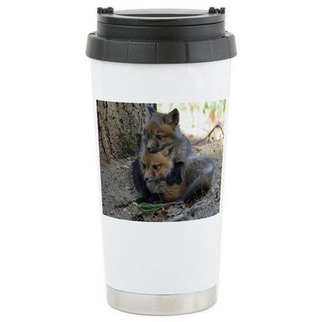 kits head on sib Stainless Steel Travel Mug