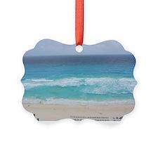 Cancun Cover Ornament