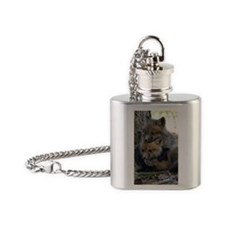 temp_incredible_2_phone_case Flask Necklace