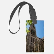 Harkness Tower Luggage Tag