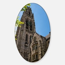 Harkness Tower Decal