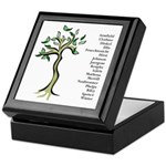 Paula's Personalized Keepsake Box