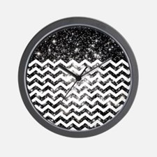 Chevron Universe Wall Clock