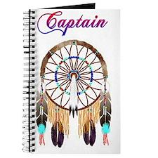 Captain of the Mystic Warrior Journal