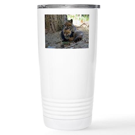 kits head on sib Stainless Steel Travel Mug