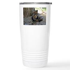 kits head on sib Travel Coffee Mug