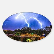 Lightning Dance Decal