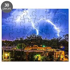 Lightning Dance Puzzle