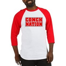 CONCH NATION! Baseball Jersey