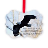 Eagle Picture Frame Ornaments