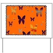 B4Butterfly Yard Sign