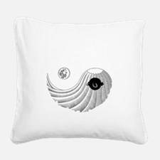 night-mount-yang-DKT Square Canvas Pillow