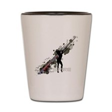 Inspire Tee Shot Glass