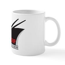 Battleship Pretension Logo Mug