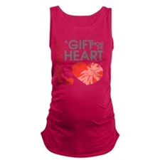 Surrogacy A Gift from the Heart Maternity Tank Top