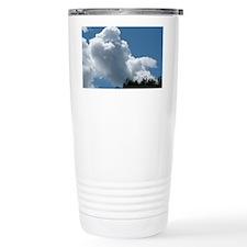 Poodle in Clouds? Travel Coffee Mug