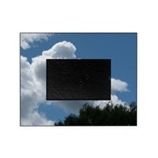 Poodle in Clouds? Picture Frame