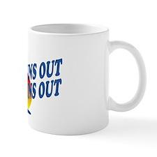 Suns Out Guns Out Mug
