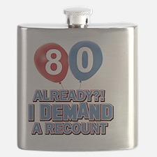 80 already?! I demand a Recount Flask