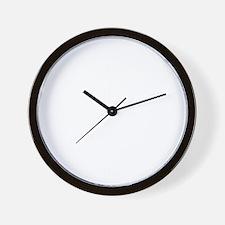 Bonsai-Grower-11-B Wall Clock