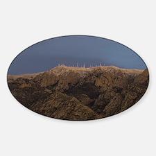 Sandia Peak Decal