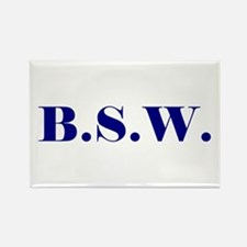 BSW Rectangle Magnet