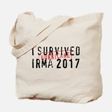 Hurricane Irma Tote Bag