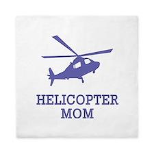 Helicopter Mom Queen Duvet